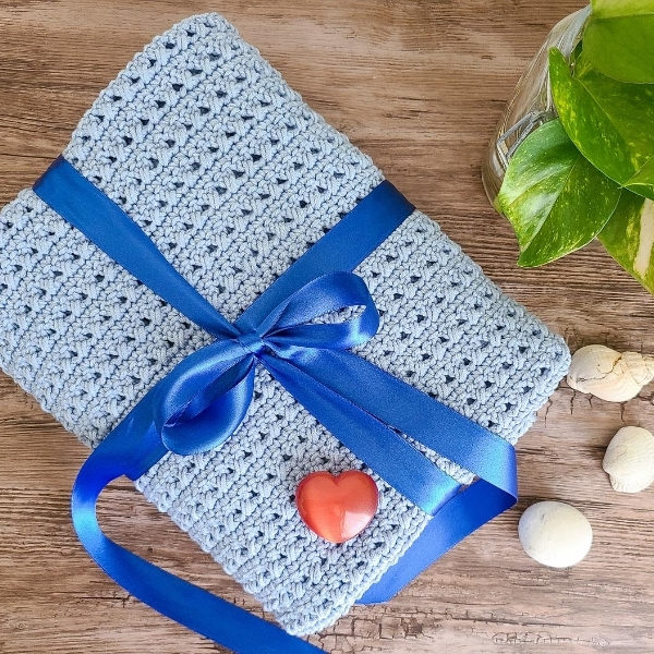 How to Crossed Double Crochet